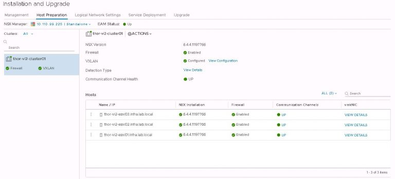 Convertible Cloud: VxRack SDDC to VCF on VxRail, Part 2
